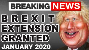 EU leaders set to offer Boris Johnson three-month Brexit extension